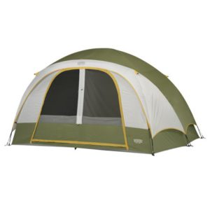 Wenzel Evergreen 10x9- Six-Person Dome Tent