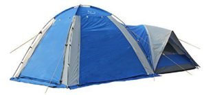 Wolfman Family Camping Tent w/ Living Room
